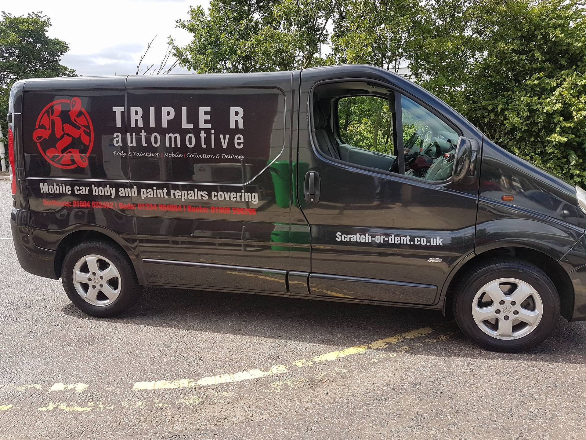 Contact Triple R Automotive Body Repair Specialists